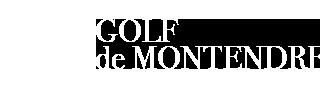 logo du golf club de Montendre